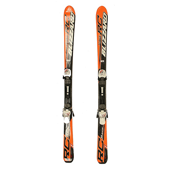Used Blizzard RC Race Jr Youth/Teen Skis With Blizzard 7.0 Bindings SALE, , 600