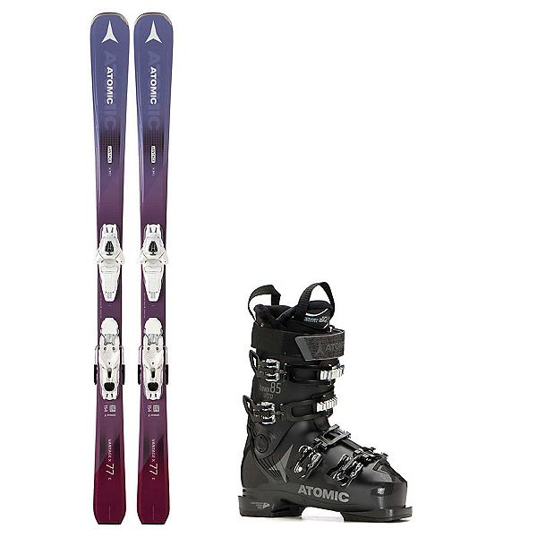 Atomic Vantage X 77 C Hawx Ultra 85 Womens Ski Package 2019, , 600