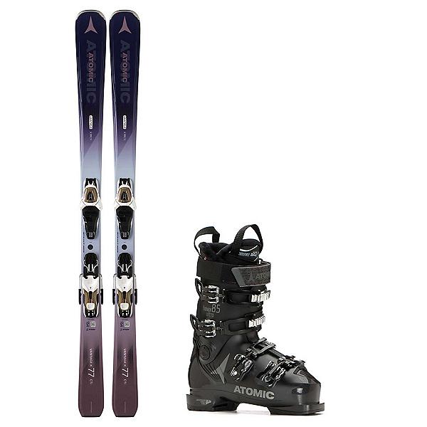 Atomic Vantage X 77 CTi Hawx Ultra 85 Womens Ski Package, , 600