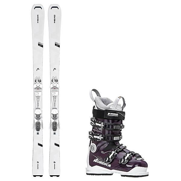 Head Absolut Joy Sportmachine 85 Womens Ski Package 2019, , 600