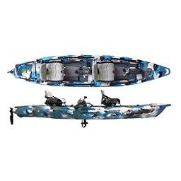020bfb3c2fd Feelfree Lure II Tandem Overdrive Tandem Kayak 2019