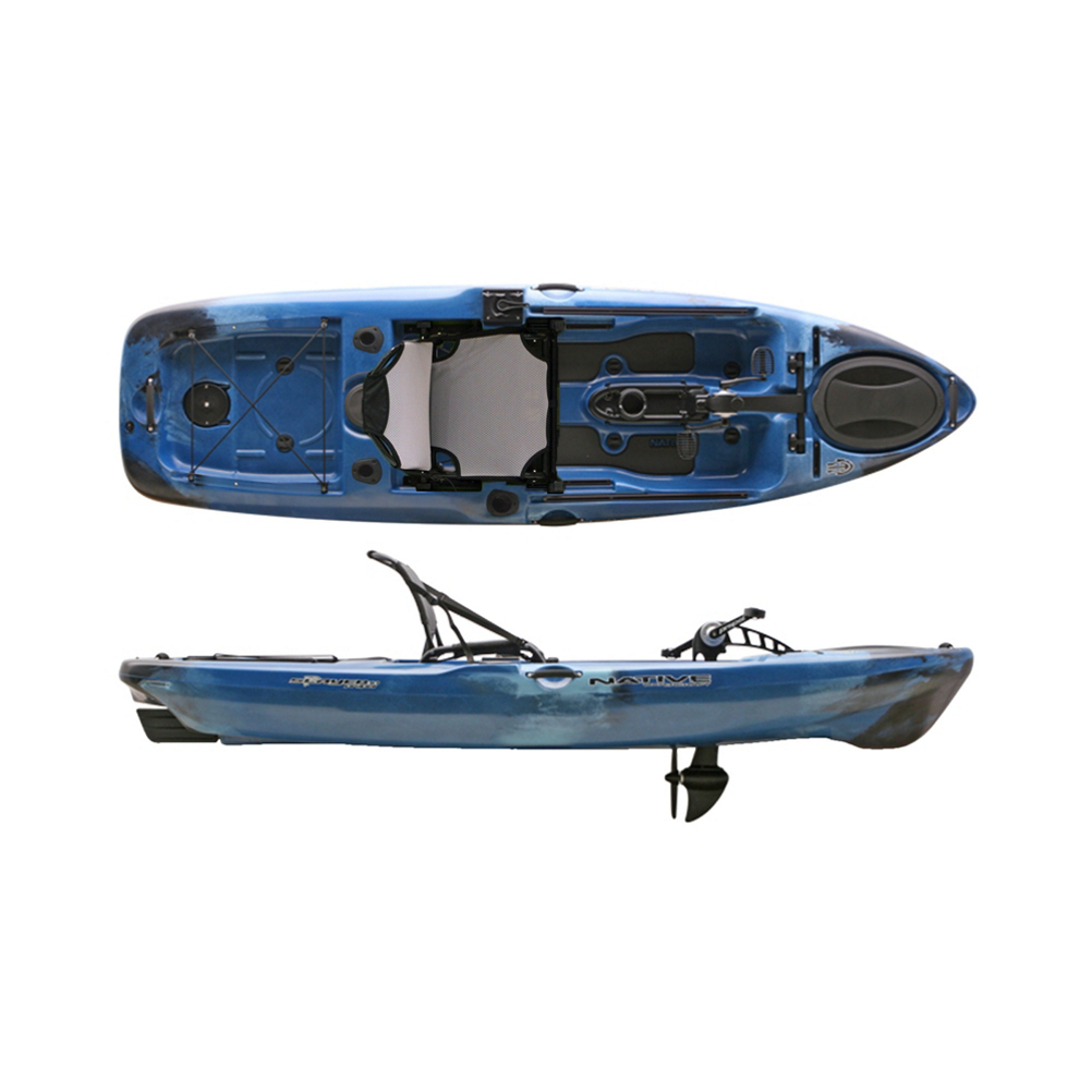 Native Watercraft Slayer Propel 10 Kayak im test