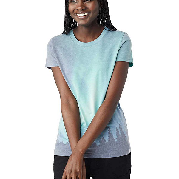 Tentree Northern Juniper Womens T-Shirt, , 600