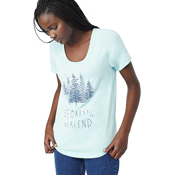 Tentree Forest Womens T-Shirt, , 600
