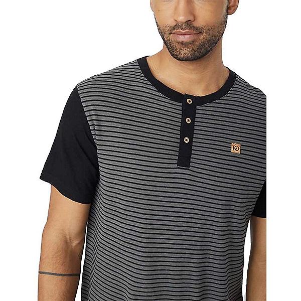 Tentree Gunnison Henley Mens Shirt, , 600