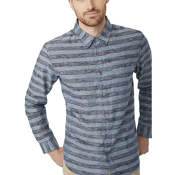 Tentree Mancos Long Sleeve Mens Shirt, , 600