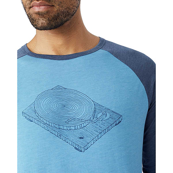 Tentree Tunes 3.25 Mens Shirt 2019, , 600