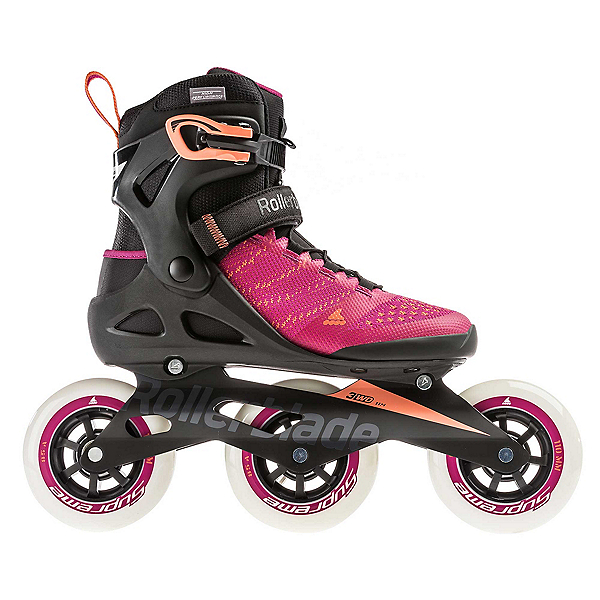 Rollerblade Macroblade 110 3WD Womens Inline Skates 2020, , 600