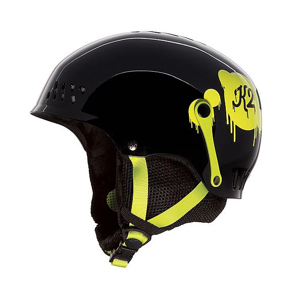 K2 Entity Kids Helmet, Black, 600