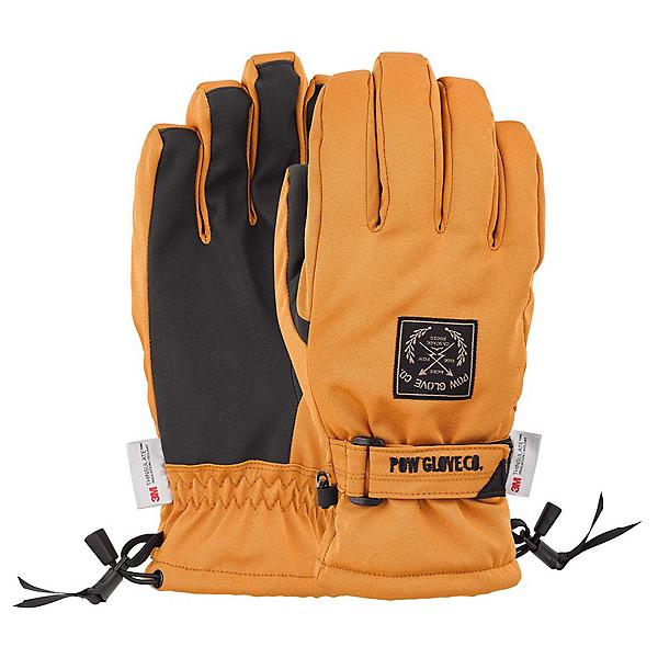 POW XG Mid Gloves, Tobacco, 600