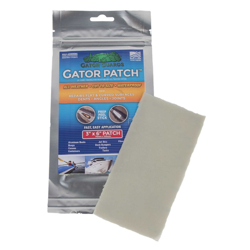 Image of Gator Guards Gator Patch