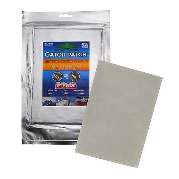 Gator Guards Gator Patch, 6in, 600