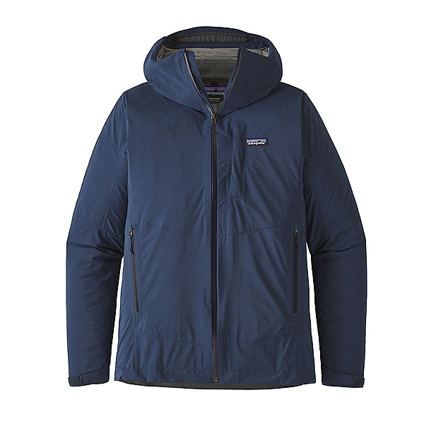 Patagonia Stretch Rainshadow Mens Jacket, Classic Navy, 600