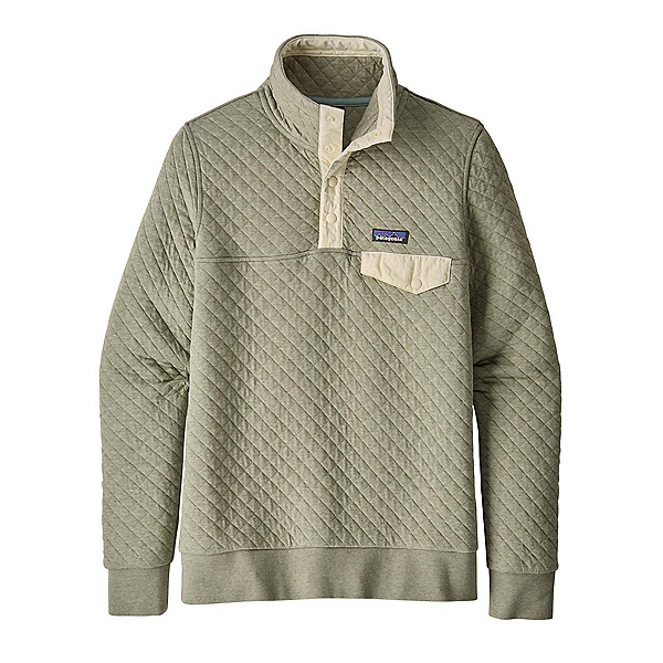 Patagonia Organic Quilt Snap-T Pullover, , 600