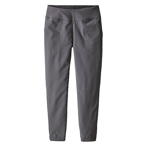 Patagonia Happy Hike Studio Womens Pants, Forge Grey, 600