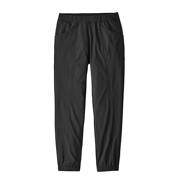 Patagonia High Spy Joggers Womens Pants, Ink Black, 600