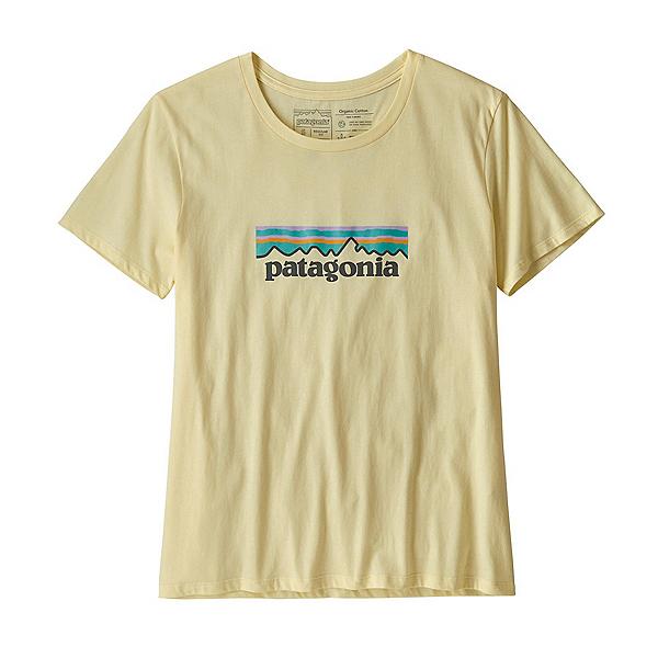 Patagonia Pastel P-6 Logo Crew Womens T-Shirt, , 600