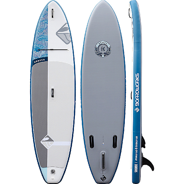 Boardworks Surf SHUBU Kraken 11'0 Inflatable Stand Up Paddleboard, , 600