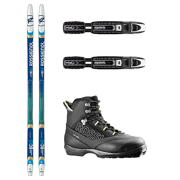 8a00127a304 BC 65 Positrack BC X-4 NNN Cross Country Ski Package 2019