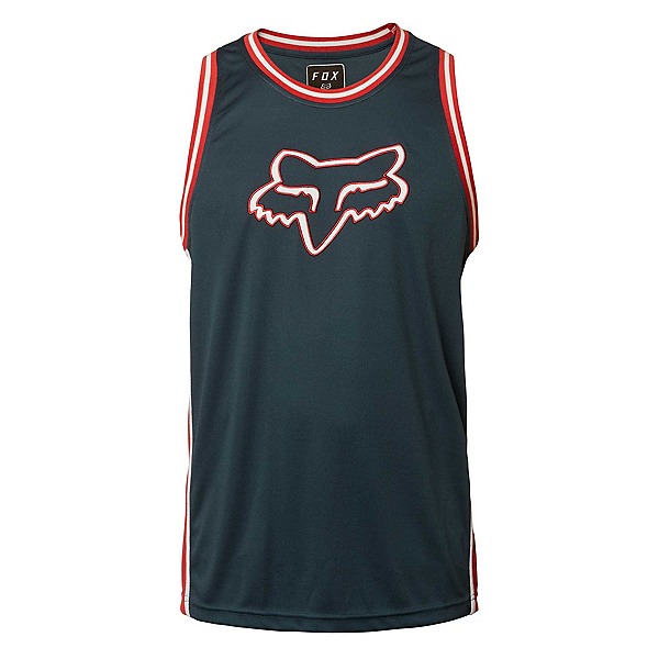 Fox Fox Head Bball Tank Top, , 600