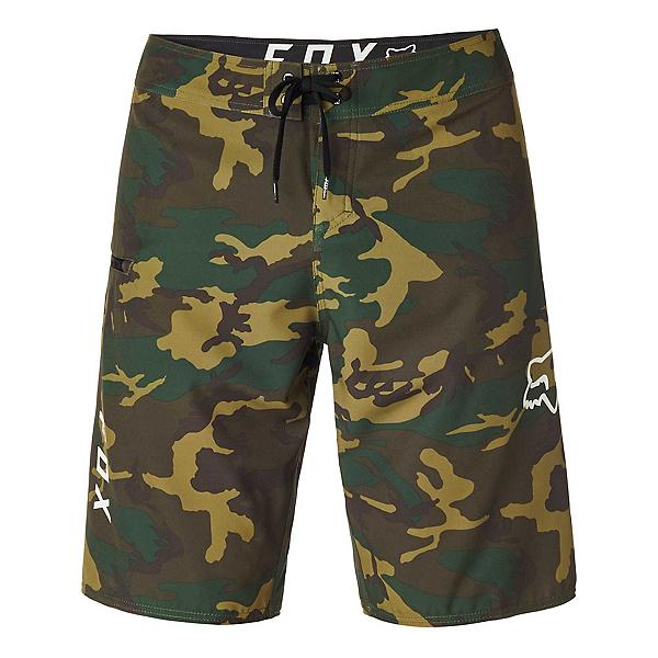 Fox Overhead Camo Stretch Mens Board Shorts, , 600