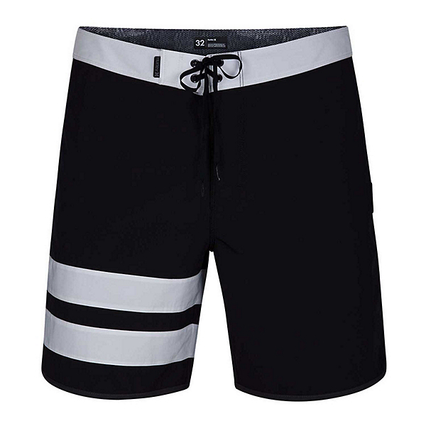 Hurley Phantom Block Party Solid Mens Board Shorts 2019, , 600
