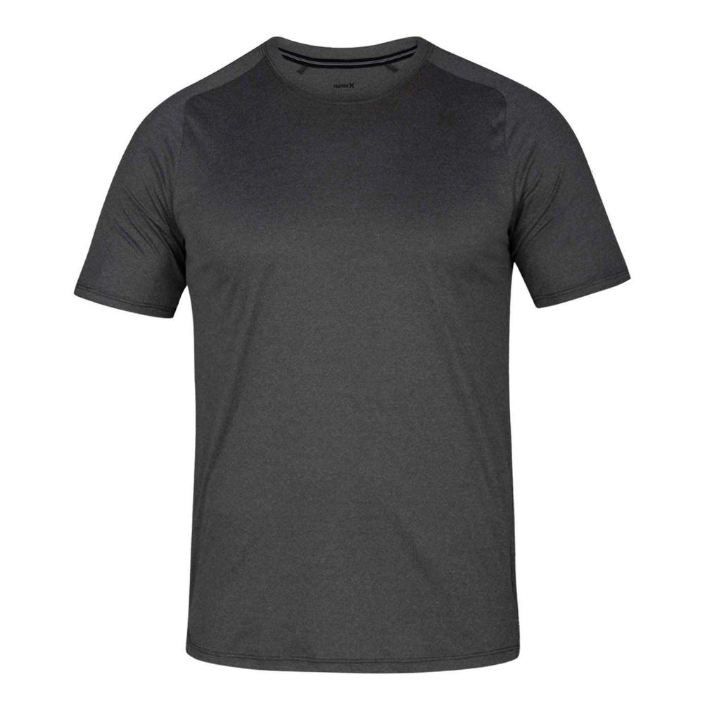 Image of Hurley Quick Dry Short Sleeve Mens Rash Guard