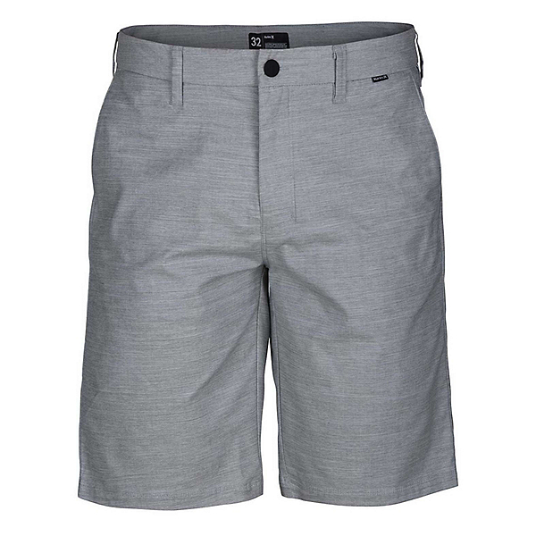 Hurley Dri-FIT Breathe Mens Hybrid Shorts, Wolf Grey, 600