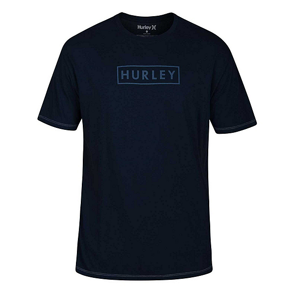 Hurley Lightweight Boxed Short Sleeve Mens T-Shirt, , 600