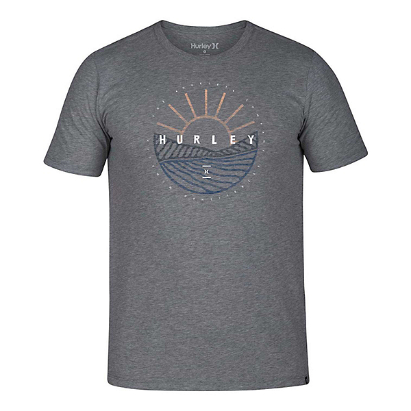 Hurley Dri-FIT Dawn is Breaking Mens T-Shirt, , 600