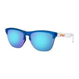 5a8e9062d10 ... colorswatch30 Oakley Frogskins Lite Grips Prizm Sunglasses
