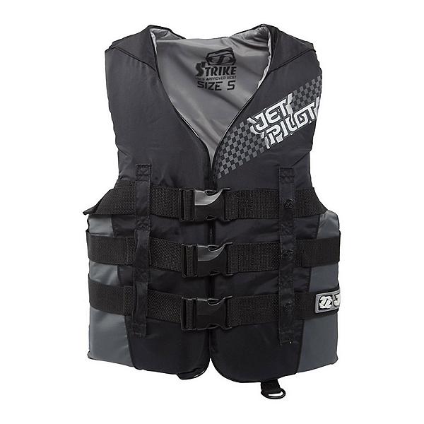 Jetpilot Strike Nylon Adult Life Vest, Black, 600