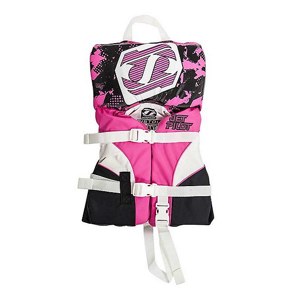 Jetpilot Pistol Infant Life Vest, Pink, 600