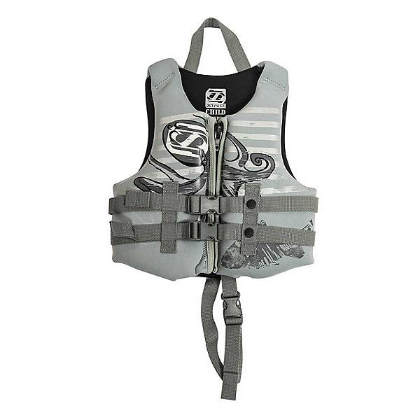 Jetpilot S1 Neoprene Infant Life Vest, Silver, 600