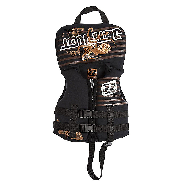 Jetpilot S1 Neoprene Infant Life Vest, Black, 600