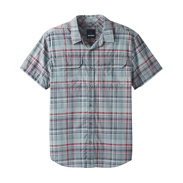 Prana Cayman Plaid Mens Shirt 2019, , 600