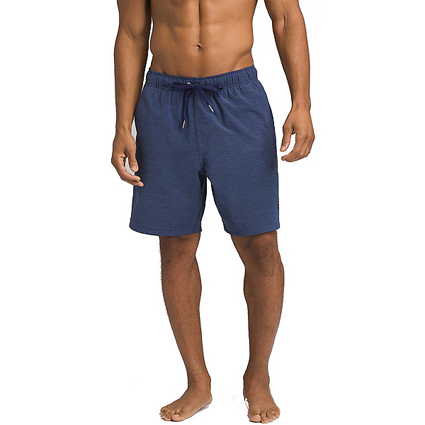 Prana Metric E-Waist Zip Mens Board Shorts, , 600