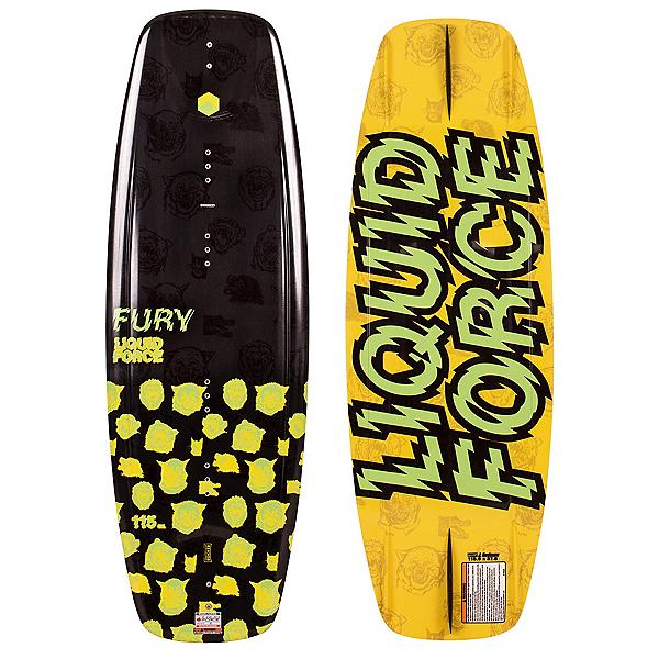 Liquid Force Fury Kids Wakeboard, 115cm, 600