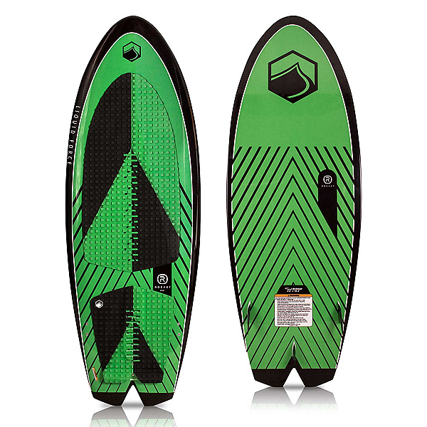 Liquid Force Rocket Wakesurfer 2019, 4ft8in, 600