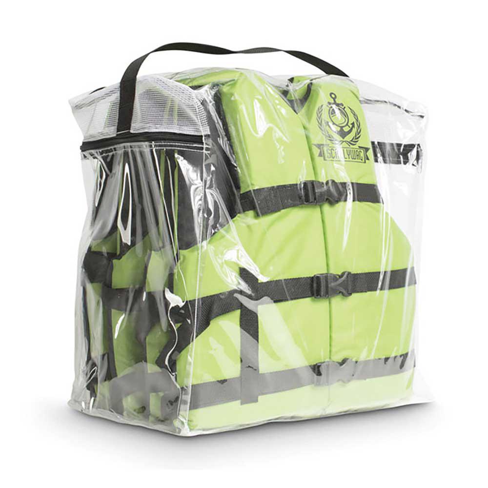 Liquid Force Scallywag 4-Pack Adult Life Vest im test
