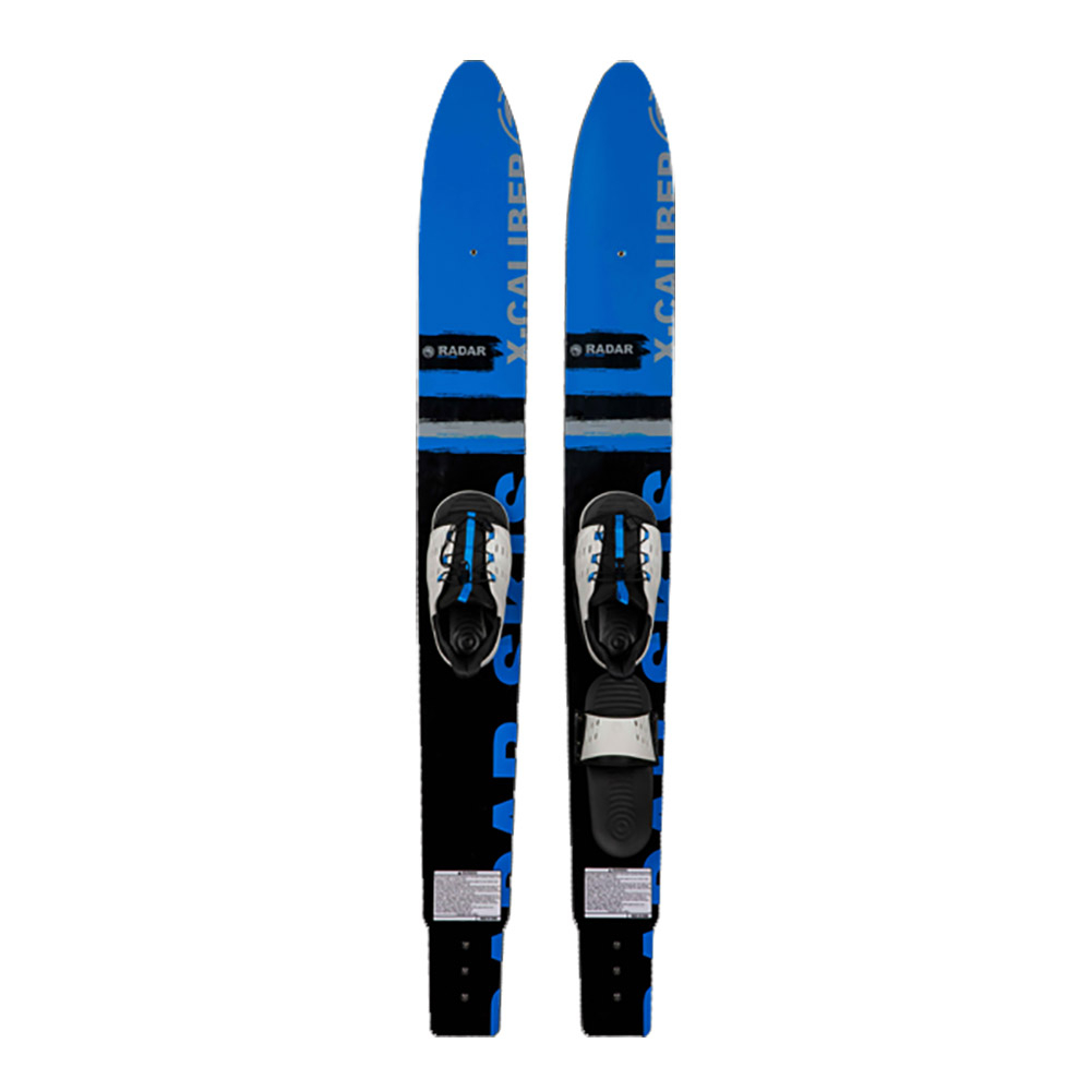 Radar Skis X-Caliber Combo Water Skis With Cruise Bindings 2020 im test