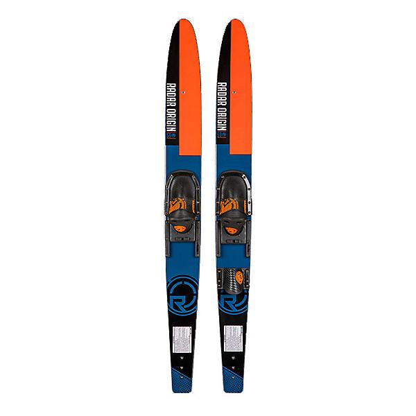 Radar Skis Origin Combo Water Skis With Adjustable Horseshoe Bindings 2020, , 600