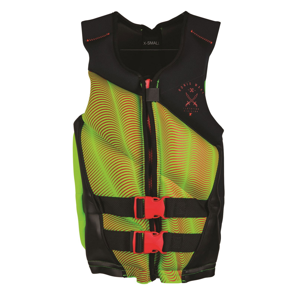 Ronix Drivers Ed Capella 2.0 Teen Life Vest im test