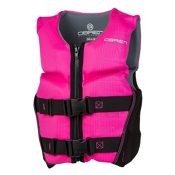 O'Brien Youth V-Back Junior Life Vest 2019, , 600