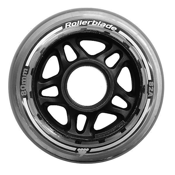 Rollerblade 80MM/82A Inline Skate Wheels - 8pack 2020, , 600