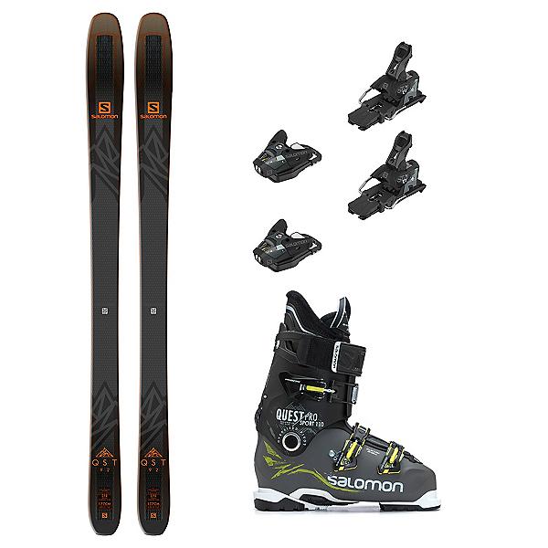 finest selection 82659 d52e8 QST 92 Quest Pro CS Sport Ski Package