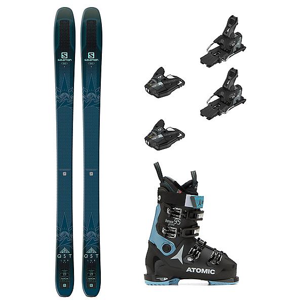 Salomon QST Lux 92 Hawx Prime 95 Womens Ski Package, , 600