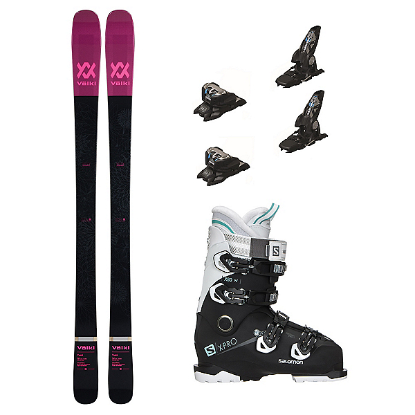 crazy price excellent quality buy online Yumi X-Pro X80 CS Womens Ski Package 2019