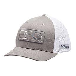 wholesale dealer a1da1 cd6b6 ... colorswatch30 Columbia PFG Mesh Hooks Hat, Titanium-Silver, 256