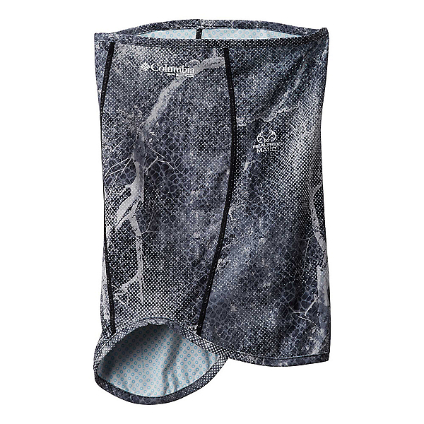 Columbia Freezer Zero II Neck Gaiter, Black Realtree Mako, 600